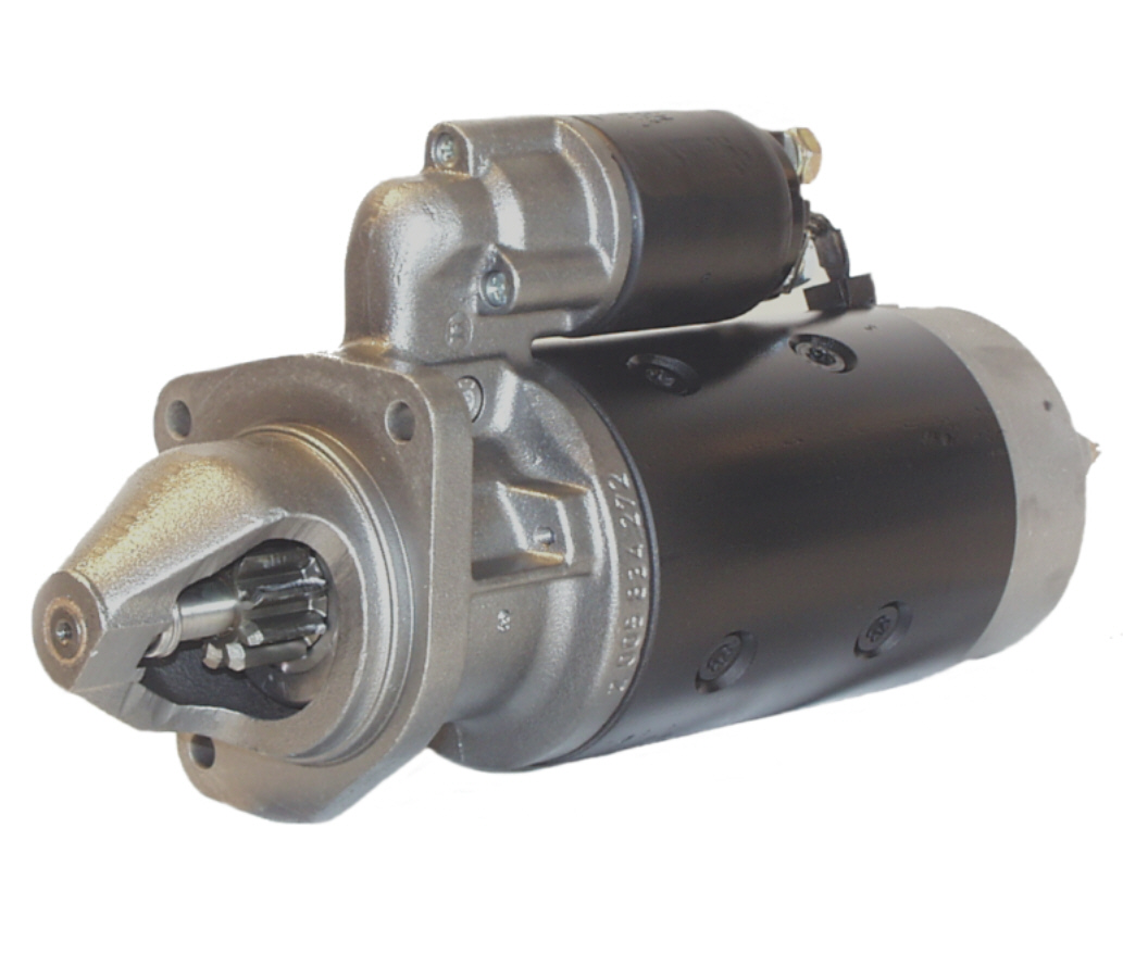 Anlasser Starter O K Orenstein Koppel L20 Mit Motor
