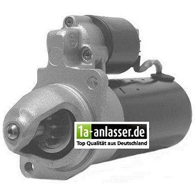 ANLASSER / STARTER BOSCH AT/HATZ 12V, 1,8 KW, 9 ZÄHNE