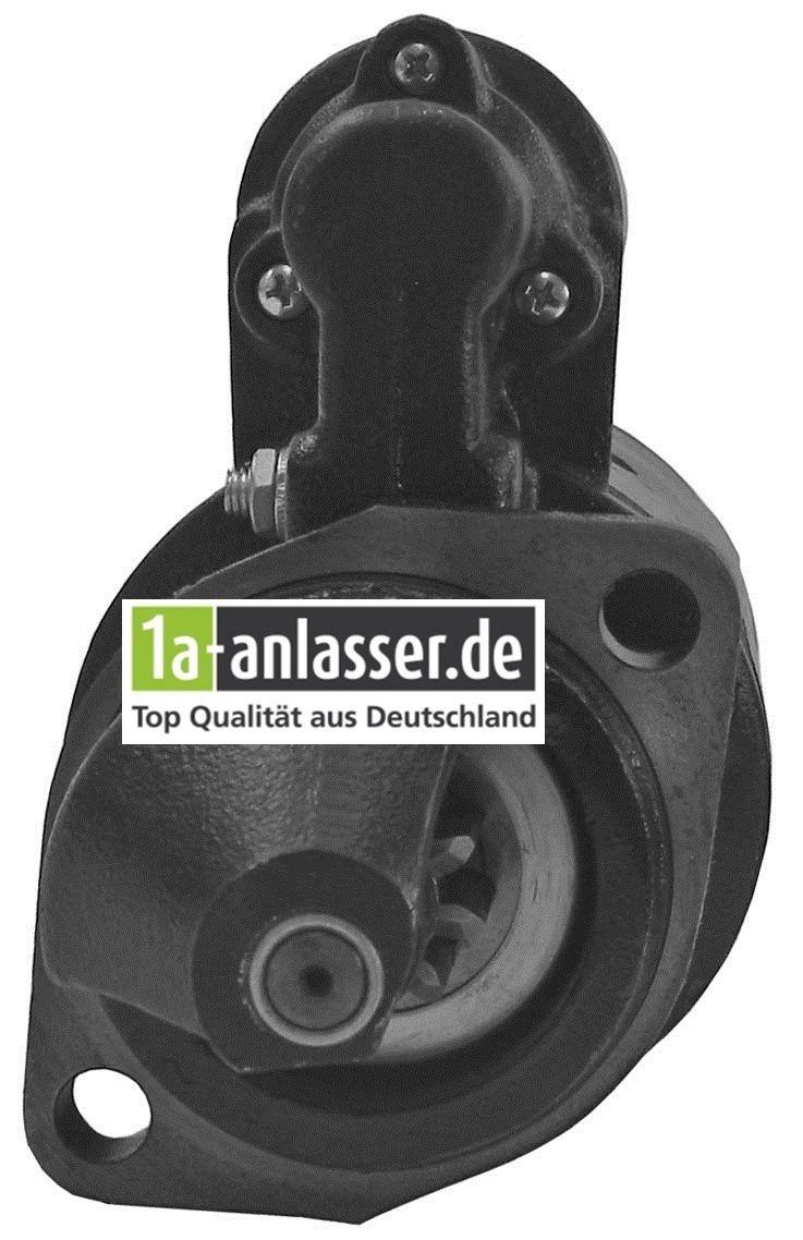 ANLASSER / STARTER BOSCH AT/LANZ 12V, 3,0 KW, 9 ZÄHNE LINKSDREHEND