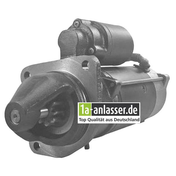 Neuer Anlasser Ersatz für BOSCH in KHD DEUTZ 12V 9ZÄHNE D4007 D4507 D4807