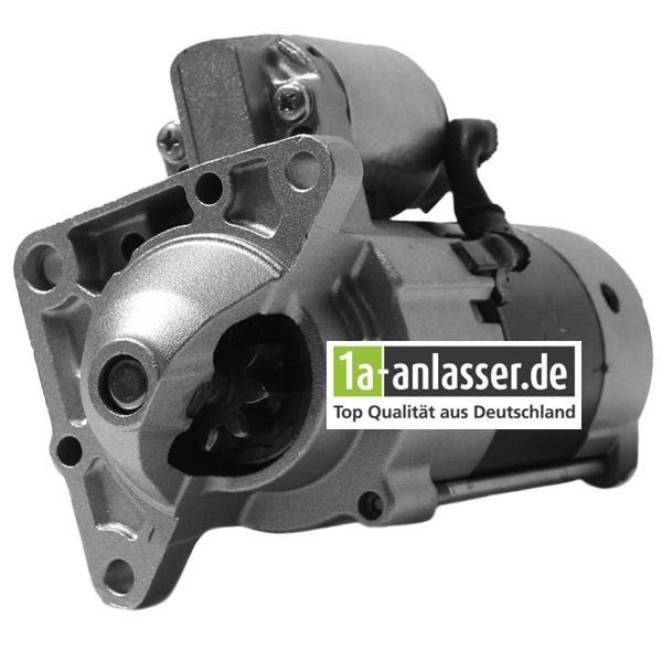 ANLASSER / STARTER JCB, MITSUBISHI, 12V 2,0KW, 9 ZÄHNE