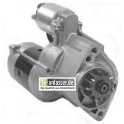 ANLASSER / STARTER NISSAN/MITSUBISHI 12V, 2,0 KW, 12 ZÄHNE