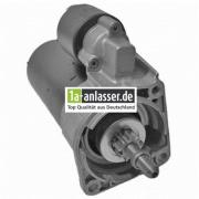 ANLASSER / STARTER BOSCH AT/VW/STILL STAPLER 12V, 1,7 KW, 9 ZÄHNE