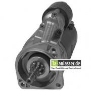 ANLASSER / STARTER LINDE, BOSCH, VW 12V, 1,7KW, 9 ZÄHNE